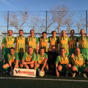 Sponsoring - Equipo Futbol AVAYA / Temporada 2016