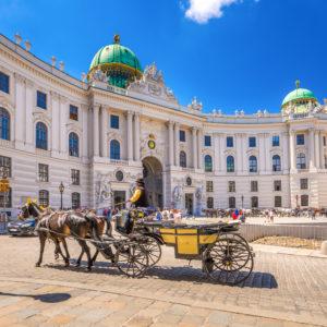Wien - Hofburg Tag