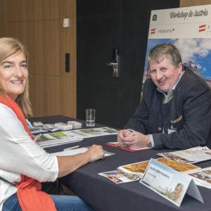 Workshop Turismo de Austria en Barcelona - Octubre 2017