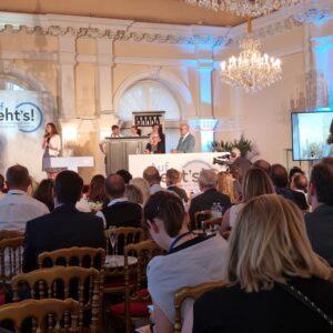 """Comeback Talk"" con el ministerio del turismo austriaco – Palacio Kursalon / Viena – Julio 2021"