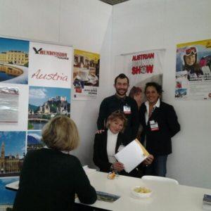 Feria TTG en Rimini - Octubre 2012