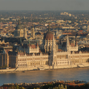 Parliament and Basilica